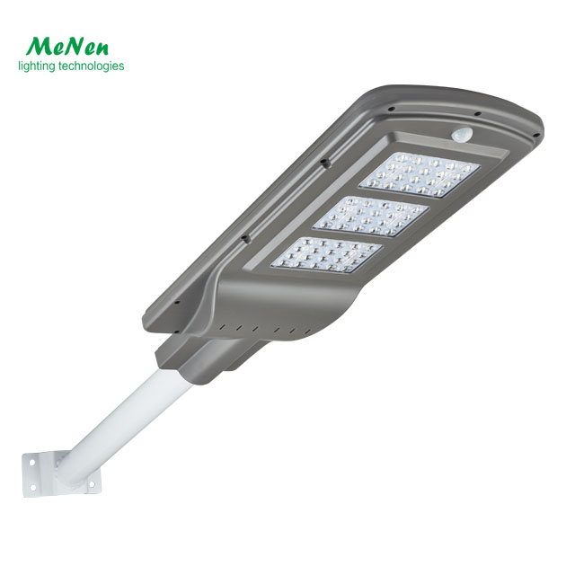Intergrated LED Solar Street Light 60W ABS Casing